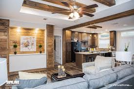 Victory Interior Design The Victory 6966se By Skyline Homes