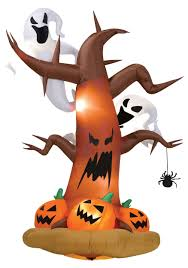 decorated halloween trees halloween decoration ideas halloween customes decoration design