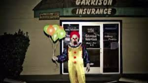 clowns ny warning about creepy clowns issued by on island