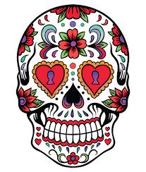 halloween background sugar skulls dia de los muertos sugar skulls lessons tes teach
