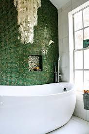 green tile bathroom ideas olive green bathroom decor ideas for your luxury bathroom