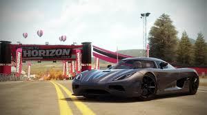 fast furious koenigsegg forza horizon cars