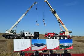 stampede crane supports new crane supporting program at sait
