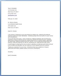 medical assistant thank you letter sample administrative
