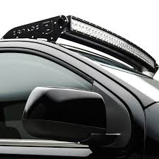 Led Curved Light Bar by Zroadz Chevy Colorado 2015 2018 Roof Mounts For 40