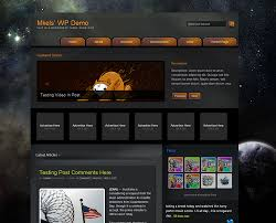 free gaming and personal wordpress theme deltacrea mkels com