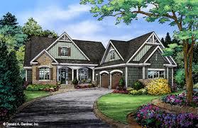 craftsman house plans with basement impressive craftsman house plans with walkout basement daylight