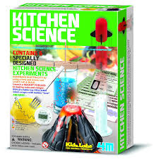 M Kidz Labs Kitchen Science Great Gizmos Amazoncouk Toys  Games - Simple kitchen science experiments