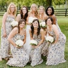 print bridesmaid dresses floral print bridesmaid dresses weddinggawker
