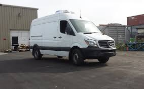 mercedes sprinter cost richmond reefer for refrigerated deliveries cargo reefer