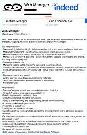Music Manager Resume Management Job Description 3 4 Job Description For A Management