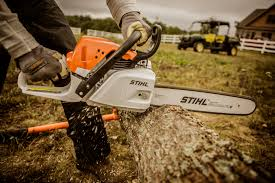 new homeowner chainsaws packed with improved technology stihl usa