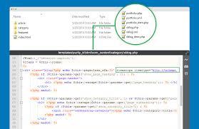 extend com content t3 joomla template framework