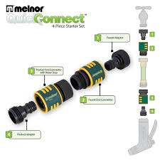 amazon com melnor quick connect faucet adapter garden hose