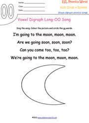 vowel digraph songs vowel sound phonics rhymes short u0026 long vowels