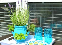 Herb Container Garden - how to plant a container herb garden mom 4 real