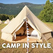glamping fest huts offer camping options at sunfest