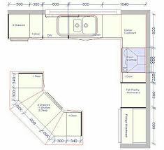 interesting beautiful kitchen floor plans best 25 kitchen layouts