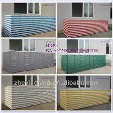 hdpe balcony shade fence net shade netting buy balcony shade