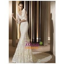 half lace wedding dress lace wedding dresses polyvore