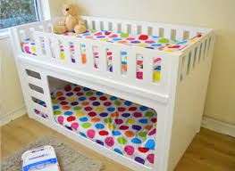 Bunk Cot Bed If Your Fight While Sleeping Get Them Bunk Beds