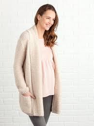 iridescent maternity cardigan maternity vertbaudet
