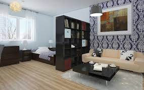 chambre salon déco chambre dans salon exemples d aménagements