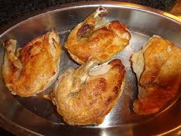 cuisiner une pintade au four suprêmes de pintade cuisson basse température