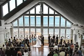 waterfront wedding venues in md chesapeake ballroom celebrations at the bay