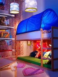 Ikea Bunk Bed Tent Personalizar Cama Kura De Ikea Ideas Dormitorios De Niños