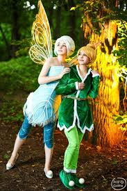 Tinker Bell Halloween Costumes 31 Tinker Bell Periwinkle Cosplay Images