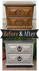 Home Decor Before And After Photos Furniture Best Painted Bedroom Furniture Before And After