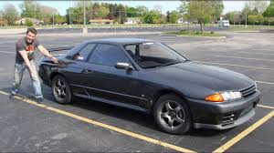 nissan gtr all wheel drive what is all wheel steering does the skyline have it rob dahm