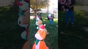 christmas blowups 2016 youtube