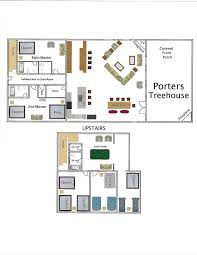 tree house condo floor plan porter u0027s tree haus vacation frio river