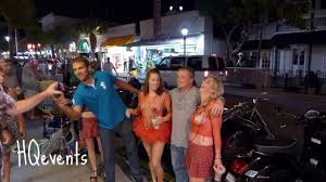 key west fantasy fest night time video dailymotion