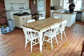 farmhouse kitchen table chairs dining table set for sale fantastic style reclaimed pallet wood