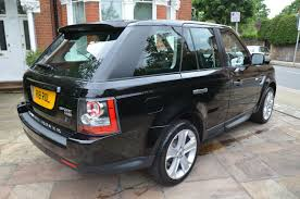 land rover london second hand land rover range rover sport 3 0 tdv6 hse 5dr
