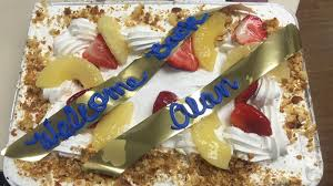 my welcome back tres leches cake yelp