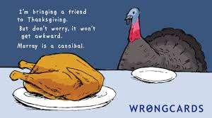 thanksgiving ecards by wrongcards