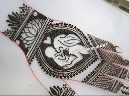 Shrimant Mehndi Designs