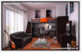 of teenage boys dream room