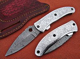 online selling damascus knives shop with unique designs