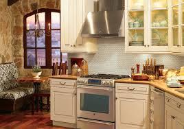 tuscan style kitchen tuscan kitchen design brick arches paired