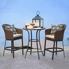 Patio Chairs Canada by Patio Bar Sets Canada Type Pixelmari Com