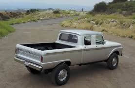 Old Ford Truck Cabs For Sale - icon transforms 1965 ford f 250 into a turbodiesel beast