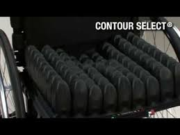 Roho Cusion Roho Quadtro Select Cushions Set Up U0026 Adjustment Youtube