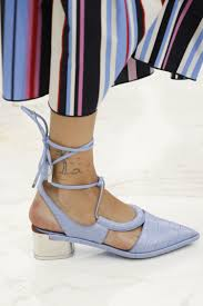spring 2016 shoe trends sandals sneakers and heels from fashion