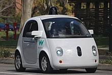 Car For The Blind Waymo Wikipedia