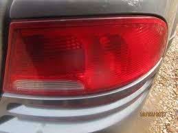 2005 dodge stratus brake light bulb used 2002 dodge stratus tail lights for sale